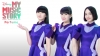 Perfume、ディズニー初のオリジナル音楽ドキュメンタリー番組に出演
