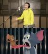 映画『トムとジェリー』、瑛人が歌う日本語吹替版主題歌とイラストレーター・パントビスコがコラボしたMV公開