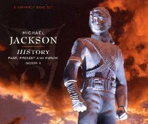 マイケル・ジャクソン / ヒストリー〜パスト、プレズント・アンド・フューチャーブック1 [2CD]