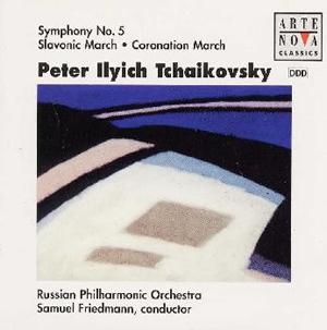 チャイコフスキー:交響曲第5番 /...