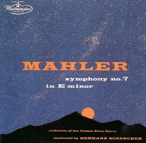マーラー:交響曲第7番「夜の歌」 シェルヘン / ウィーン国立歌劇場o.