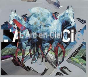 L'Arc〜en〜Ciel / 自由への招待 [CCCD]