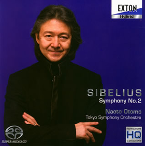 シベリウス:交響曲第2番 大友直人 / 東京so.