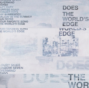 DOES / The World's Edge [CD+DVD] [限定]