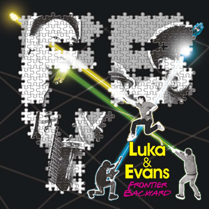 FRONTIER BACKYARD / Luka&Evans [CD+DVD] [限定]