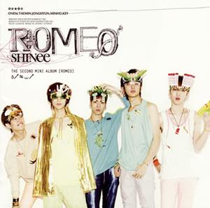 SHINee / ROMEO [CD+DVD]