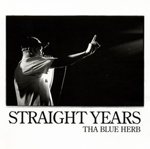 THA BLUE HERB - STRAIGHT YEARS [CD]