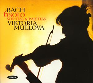 J.S.バッハ:無伴奏ヴァイオリン・ソナタ&パルティータ(全曲) ムローヴァ(VN) [2CD]