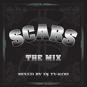 SCARS PRESENTS:MIX BY DJ TY-KOH / SCARS PRESENTS THE MIX [CD+DVD]