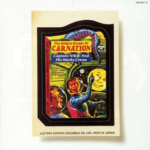 カーネーション / WACKY PACKAGES(Deluxe Edition) [2CD]