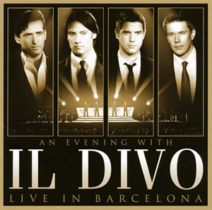イル・ディーヴォ / ライヴ・イン・バルセロナ 2009 [CD+DVD] [限定]
