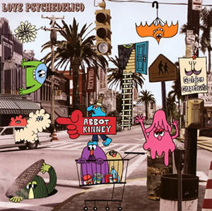 LOVE PSYCHEDELICO - ABBOT KINNEY [CD]