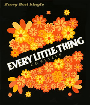 EVERY LITTLE THING / Every Best Single〜COMPLETE〜 [2CD]