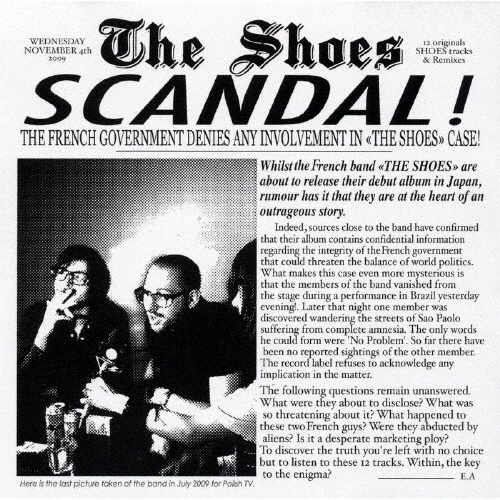 ザ・シューズ / スキャンダル