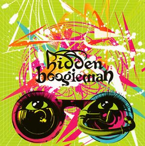 boogieman / hidden [CD+DVD] [限定]