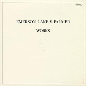 エマーソン、レイク&パーマー / 作品第2番[+3] [紙ジャケット仕様] [SHM-CD] [限定]