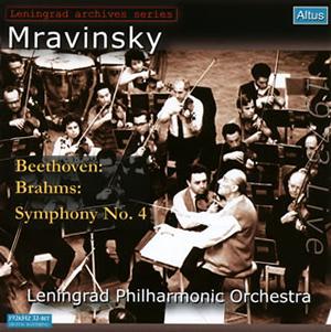 ブラームス:交響曲第4番 / ベートーヴェン:交響曲第4番 ムラヴィンスキー / レニングラード・フィルハーモニーso.