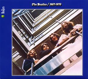 ザ・ビートルズ / ザ・ビートルズ 1967年〜1970年 [紙ジャケット仕様] [2CD] [限定]