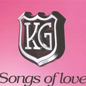 KG / Songs of love [CD+DVD] [限定]