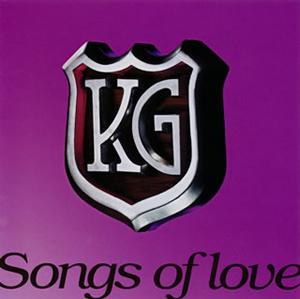 KG / Songs of love [限定]