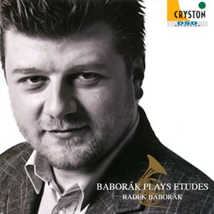 BABORAK PLAYS ETUDES〜オーケストラ・スタディ&ソロ・エチュード集〜 バボラーク(HR)