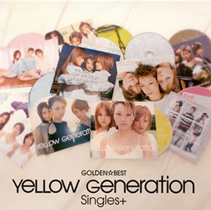YeLLOW Generation / Singles+ GOLDEN☆BEST
