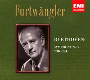 ベートーヴェン:交響曲第9番「合唱付き」 フルトヴェングラー / バイロイト祝祭o.、cho. 他 [デジパック仕様] [限定][出荷終了]