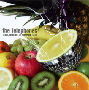 the telephones / 100% DISCO HITS! SUMMER PACK [限定]