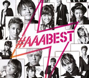 AAA / #AAABEST(トリプル・エー・ベスト) [デジパック仕様] [2CD+DVD] [限定]