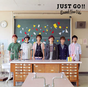 Brand New Vibe / JUST GO!!