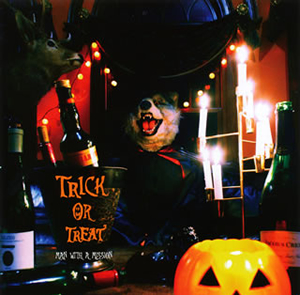 MAN WITH A MISSION / TRICK OR TREAT e.p.