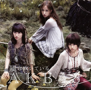 AKB48 / 風は吹いている(TYPE A) [CD+DVD]