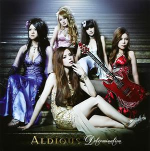 アルディアス / ディターミネイション [CD+DVD] [限定]