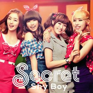 Secret / Shy Boy