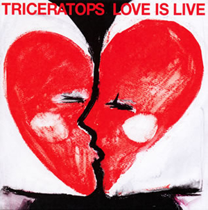 TRICERATOPS / LOVE IS LIVE [CD+DVD] [限定]