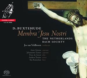 ブクステフーデ:われらがイエスの四肢 フェルトホーフェン / オランダ・バッハ協会 他