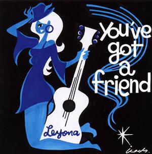 Leyona / you've got a friend / GO GO POWER [2CD+DVD]
