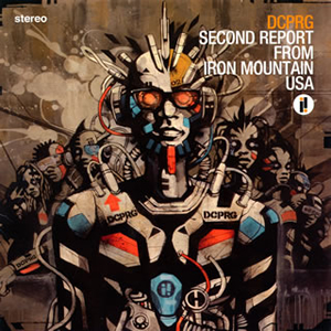 DCPRG / SECOND REPORT FROM IRON MOUNTAIN USA [SHM-CD]