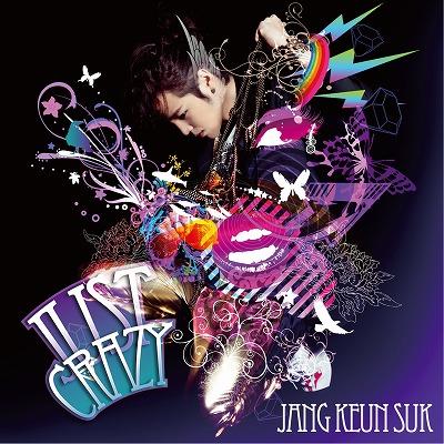 チャン・グンソク / Just Crazy [CD+DVD] [限定][廃盤]