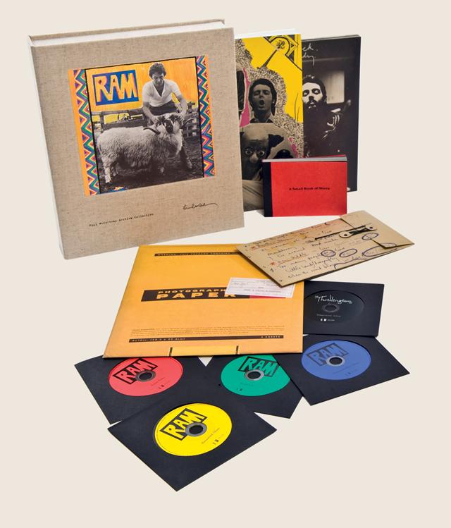 ポール・マッカートニー / ラム(スーパー・デラックス・エディション) [4CD+DVD] [SHM-CD] [限定]