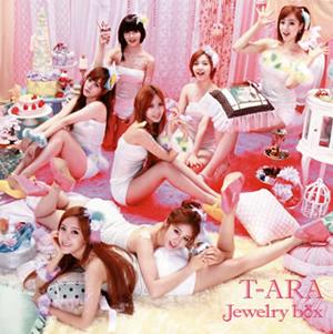 T-ARA / Jewelry box(パール盤)