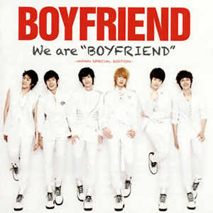 "BOYFRIEND / We are""BOYFRIEND"""