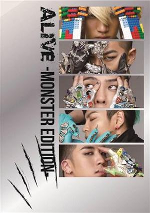 BIGBANG / ALIVE-MONSTER EDITION- [CD+DVD]
