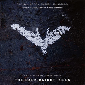 「ダークナイト ライジング」オリジナル・サウンドトラック / ハンス・ジマー
