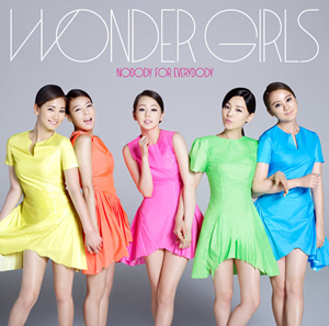 WONDER GIRLS / NOBODY FOR EVERYBODY [CD+DVD] [限定]