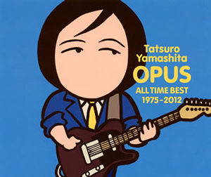 山下達郎 / オーパス オールタイム・ベスト 1975-2012 [3CD]