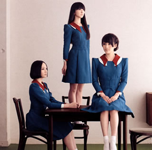 Perfume / Spending all my time