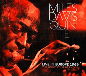 マイルス・デイビス / ライヴ・イン・ヨーロッパ 1969〜ブートレグ・シリーズVol.2 [デジパック仕様] [3CD+DVD] [Blu-spec CD] [限定]