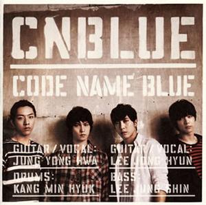 CNBLUE / CODE NAME BLUE