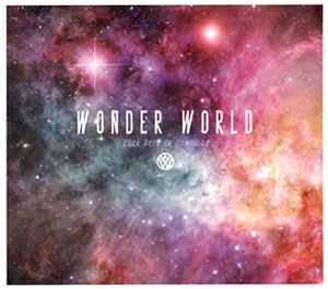WONDER WORLD / click here to download [デジパック仕様]